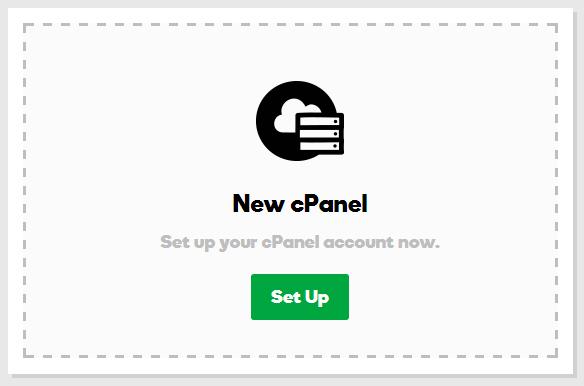 create cpanel godaddy hosting