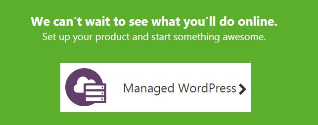 godaddy wordpress managed hosting