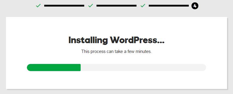 installing wordpress hosting godaddy